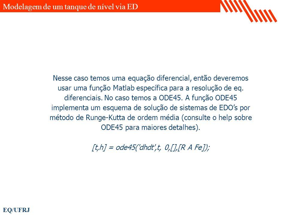 [t,h] = ode45( dhdt ,t, 0,[],[R A Fe]);